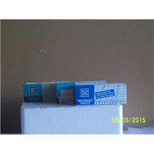 3 Boxes 6 FanFold Packs Graphic Controls FoxBoro 56441-6TX Chart Paper