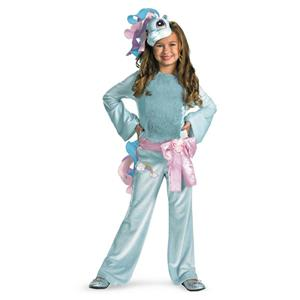 My Little Pony Rainbow Dash Toddler Girls Classic Child Costume Jumpsuit XS 3-4T