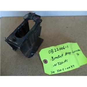 Aircraft Part 0822006-1 Bracket Ground Services Plug L/H