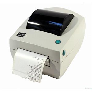 Zebra LP2844 120765-001 Direct Thermal Barcode Label Printer Parallel USB 203dpi