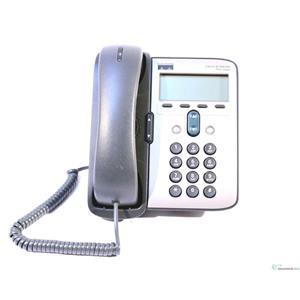 Lot of 25 Cisco CP-7912G 1 Line Unified VoIP 7912 PoE Desktop Phone, SCCP