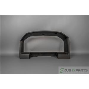 2009-2012 Dodge Ram 1500 Speedometer Cluster Dash Bezel Dark Slate Gray