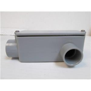 Thomas & Betts / Carlon  E984E PVC  LL  Conduit Body   3/4 in. Rigid PVC **NEW**