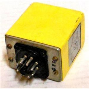 MACROMATIC SS 76222-10 TIME DELAY RELAY 120VAC IN 10A DPDT OUTPUT