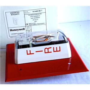 HONEYWELL XLS405-8A-T STROBE / STROBOSCOPE LIGHT w/TERMINALS, 24V New