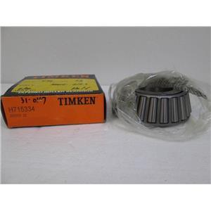 Timken H715334 Tapered Roller Bearing