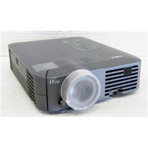 NEC LT156 3 LCD PROJECTOR, NEEDS NEW BULB