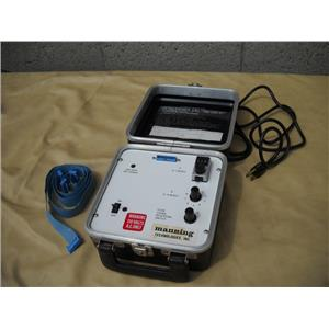 Manning Magflo 484 Simulator Flowmetering Instruments Limited