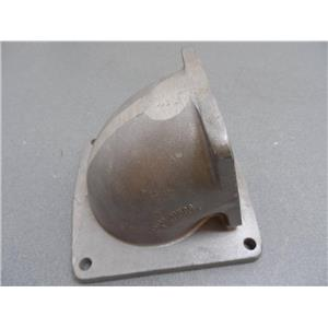 Crouse-Hinds AJA 6 Conduit Elbow Angle Adapter New
