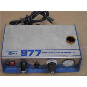 Techcon Systems, Inc.  977  Precision Vacuum Varimeter