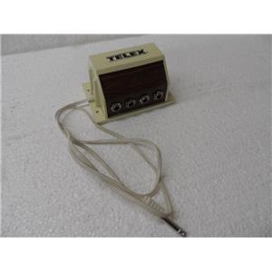 Telex Model 753 8 Speaker/Headset Distribution Box
