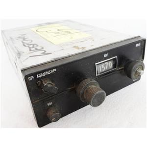"KING 066-1023-00 KR85 ADF RECEIVER, TAGGED ""UNSERVICEABLE BEYOND ECONOMIC REPAI"