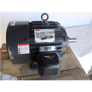 Dayton 7.5HP Premium Efficiency Motor 4FN72B, 1765RPM, 230/460V, TE, Duty Cont.