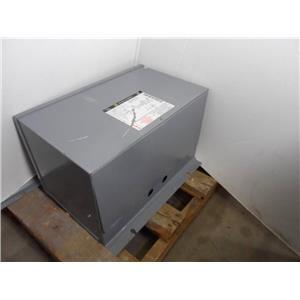 Square D 9T85FIS Insulated Transformer 9KV, H.V. 208 Delta, L.V. 208Y/120