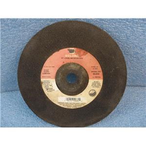 "Welding Grinding Disc No. 83-842 For Metal Type 27 24 Grit 9""x1/4""x7/8"" -11NC"