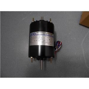 Motronics 62160-1 Motor Cat. # 34205-33-300-01 115V, HP Var., RPM Variable