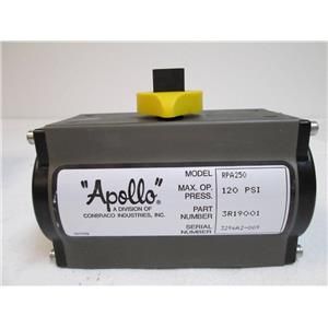APOLLO RPA250 3R19001 120PSI Pneumatic Valve Actuator  PN: 3R-879-96