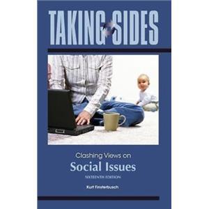 Clashing Views on Social Issues by Kurt Finsterbusch (2010, Paperback)