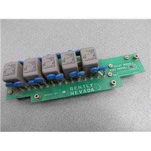 Bently Nevada Relay Module 90040-17, 90041-01, 90041-02