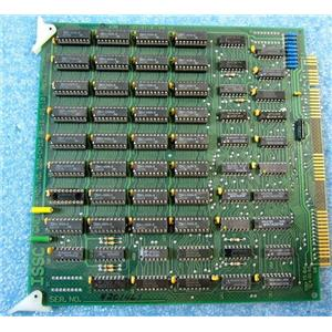 ISSC 300-CMI6 MEMORY BOARD, B-16-09-101, REV. E, MODULE FOR PLC PROGRAMMABLE LO