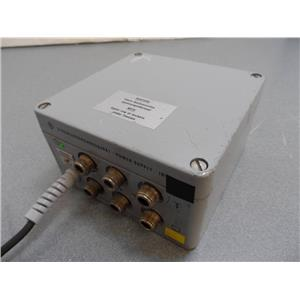 RS Components Bench DC Power Supply IN 014 Stromversorgungsgerat