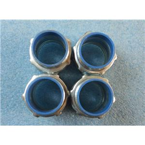 """1 1/2"""" Compression Coupler *Lot of 4*"""