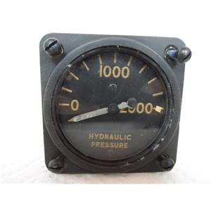 The Electric Auto-Lite Co. P/N 10058-A Hydraulic Pressure Gauge