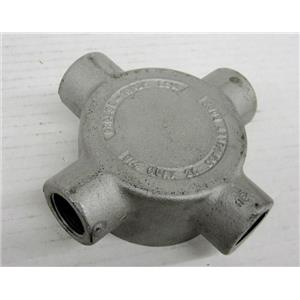 "CROUSE HINDS ELM 3/4"", S PT-120 SURGE SUPPRESOR"