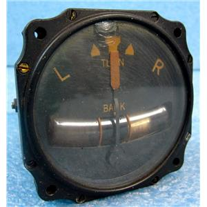 PIONEER INSTRUMENT BENDIX 1700-1A-C1-5148 GYRO GAUGE (GUAGE, GAGE), AVIATION AI