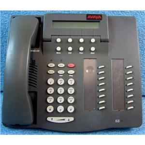 AVAYA 6416D02A-323 6416D+M TELECOM TELEPHONE PHONE HANDSET, AT&T LUCENT MERLIN