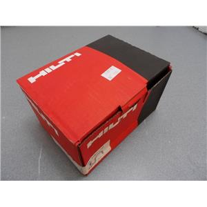 "Hilti 100X X-EMTC 1"" U22 #226907 Conduit Mounting Pipe Clips Box Of 100 New"