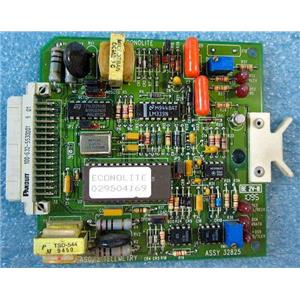 ECONOLITE 32825 CIRCUIT BOARD PCB FOR TRAFFIC LIGHT, ASC/2 TELEMETRY CR4 CR5 R1