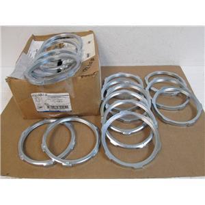 "Box of 15 Thomas & Betts LN110 Galvanized Steel Locknuts for 4"" Rigid Conduit"
