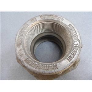 Crouse-Hinds  UNF-UNY6 Explosion Proof Coupling