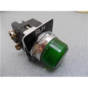 Cutler Hammer Pilot Light Module 10250T/91000T