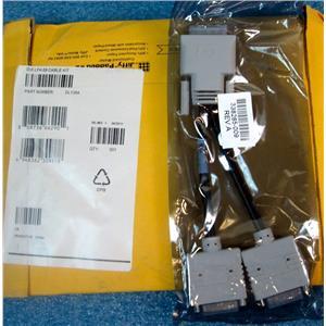HEWLETT PACKARD HP LFH-59 DVI Y SPLITTER CABLE, DMS-59 MALE TO 2X DVI-I DUAL LI