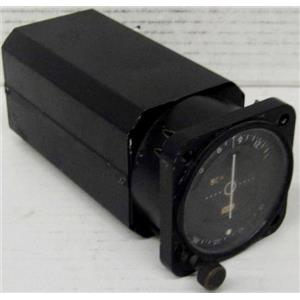 #4 AIRCRAFT RADIO AND CONTROL 46860-1000 CONVERTER INDICATOR, IN-385A, AVIATION
