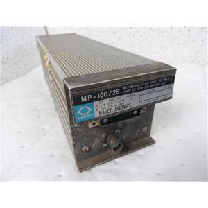 Narco MP-100/28 RF Modulator Unit