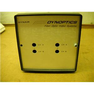Dynair Dynoptics Fiber Optic Video Systems Equipment