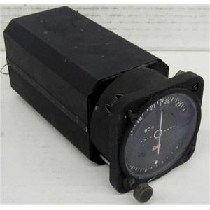 #2 AIRCRAFT RADIO AND CONTROL 46860-1000 CONVERTER INDICATOR, IN-385A, AVIATION