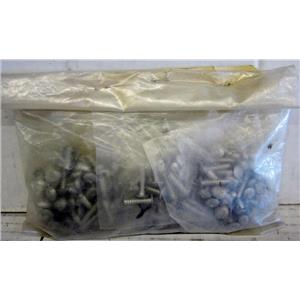 *PACK OF 176* S1021Z-10-R12 SCREWS, AVIATION AIRCRAFT AIRPLANE SPARE SURPLUS PA