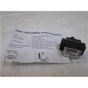 EMKO EMO-420 Current Digital Output Module  Current & DVC Output  - New In Box