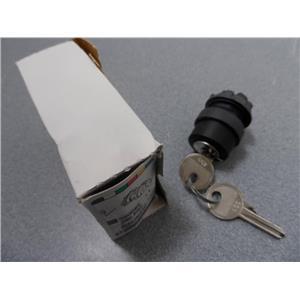 Telemecanique ZB5-AG2 Key Switch New