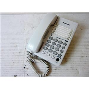 PANASONIC KX-TS105 SINGLE LINE CORDED PHONE, BUSINESS TELECOM TELEPHONE, WITH S