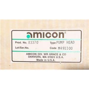 AMICON 83370 PUMP HEAD - USED IN BOX