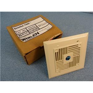 Whelen Cat. No. WA1052F Quadra-Tone Speaker W/ Original Box