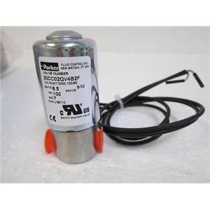 Parker 20CC02QV4B2F Selenoid Valve 110-120V, 5060Hz,  8.5 Watts,  PSI 100  *NIB*