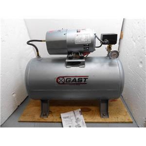 Gast 3HEB-69T-M345X 1/3HP Compressor