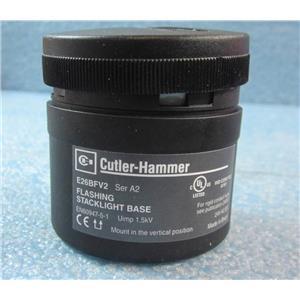 Cutler Hammer - E26BFV2 - Stacklight Base for Flashing Lights