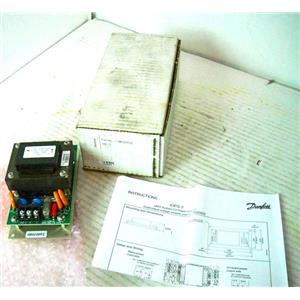 DANFOSS 080Z0052 AK2-IO COMMUNICATION MODULE / POWER SUPPLY MODULE FOR AK CONTR